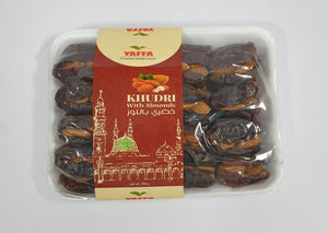 Dates Khudri With Almond - 450g