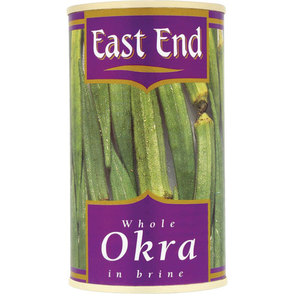East End Okra 400g Tin