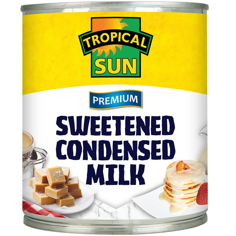 Tropical Sun Sweetened Condensed Milk