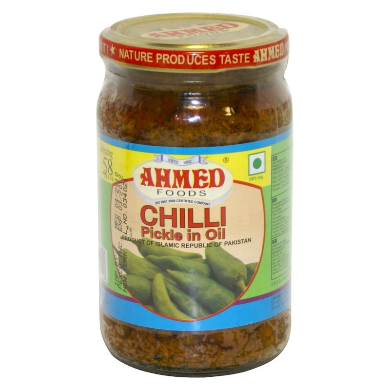 Pickle Ahmed Chilli