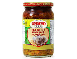 Pickle Ahmed Garlic 330g