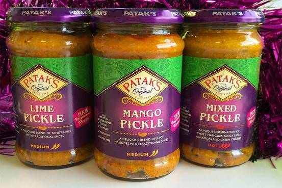 Pataks Pickles 283g