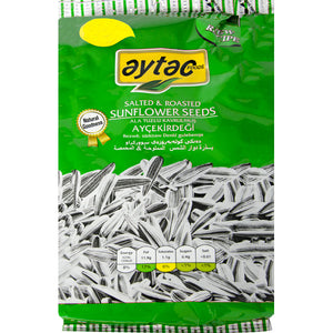 Aytac Sunflower Seeds - Salted & Roasted