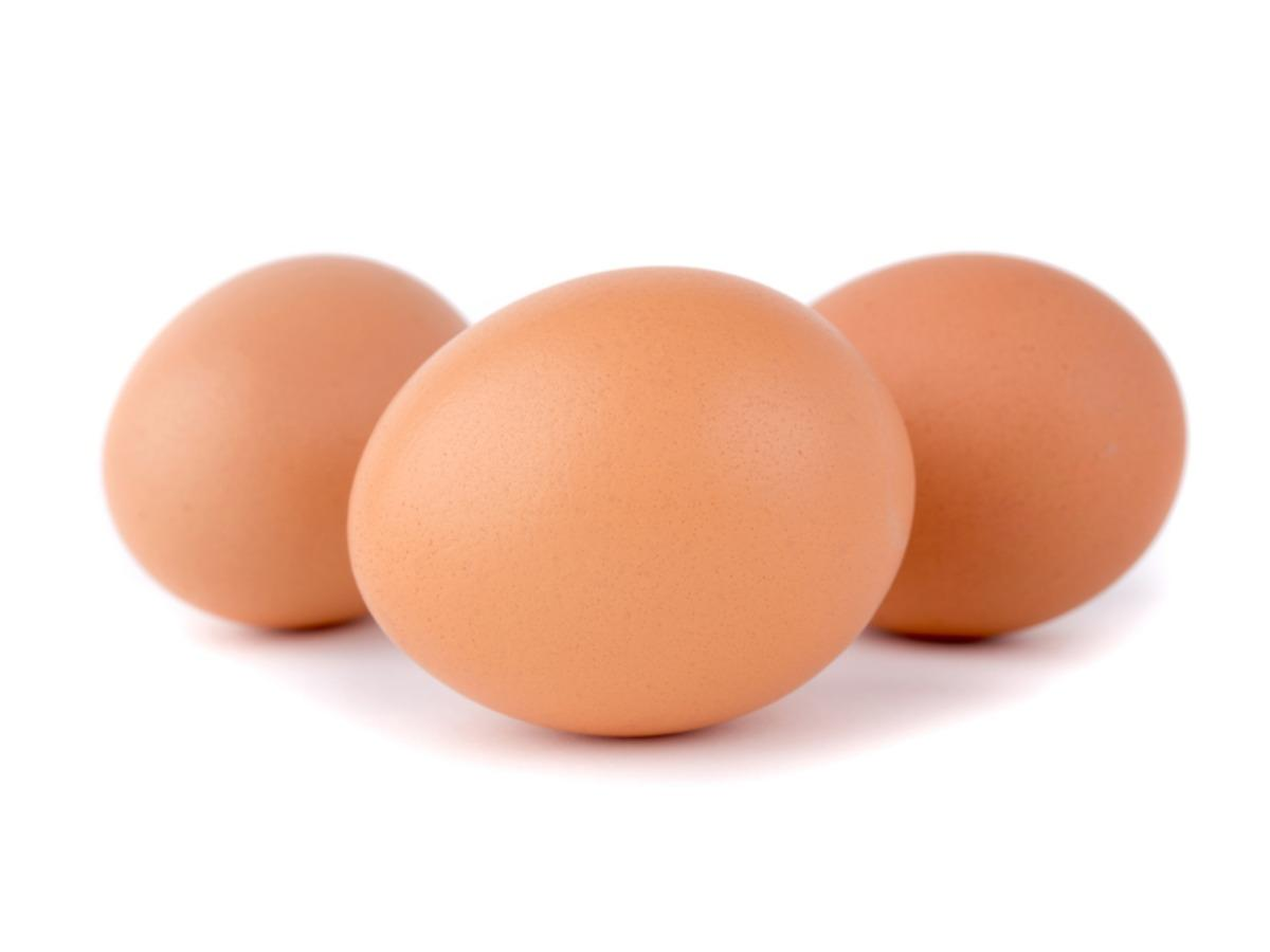 Eggs Medium Brown