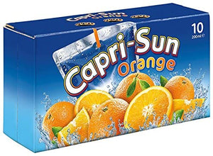 Capri Sun Orange 10 Pack