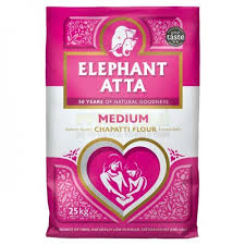 Atta Elephant Medium Chapatti Flour