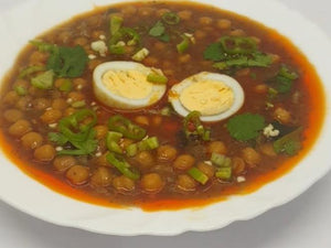 Lahori Chana (Cooked just Heat and Eat)