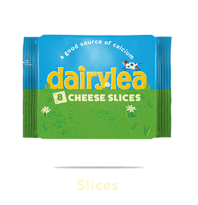 Dairylea Thick Cheese Slices 8pk
