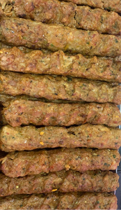 Reshami Seekh Kebab 6 pcs (Cooked just Heat and Eat )