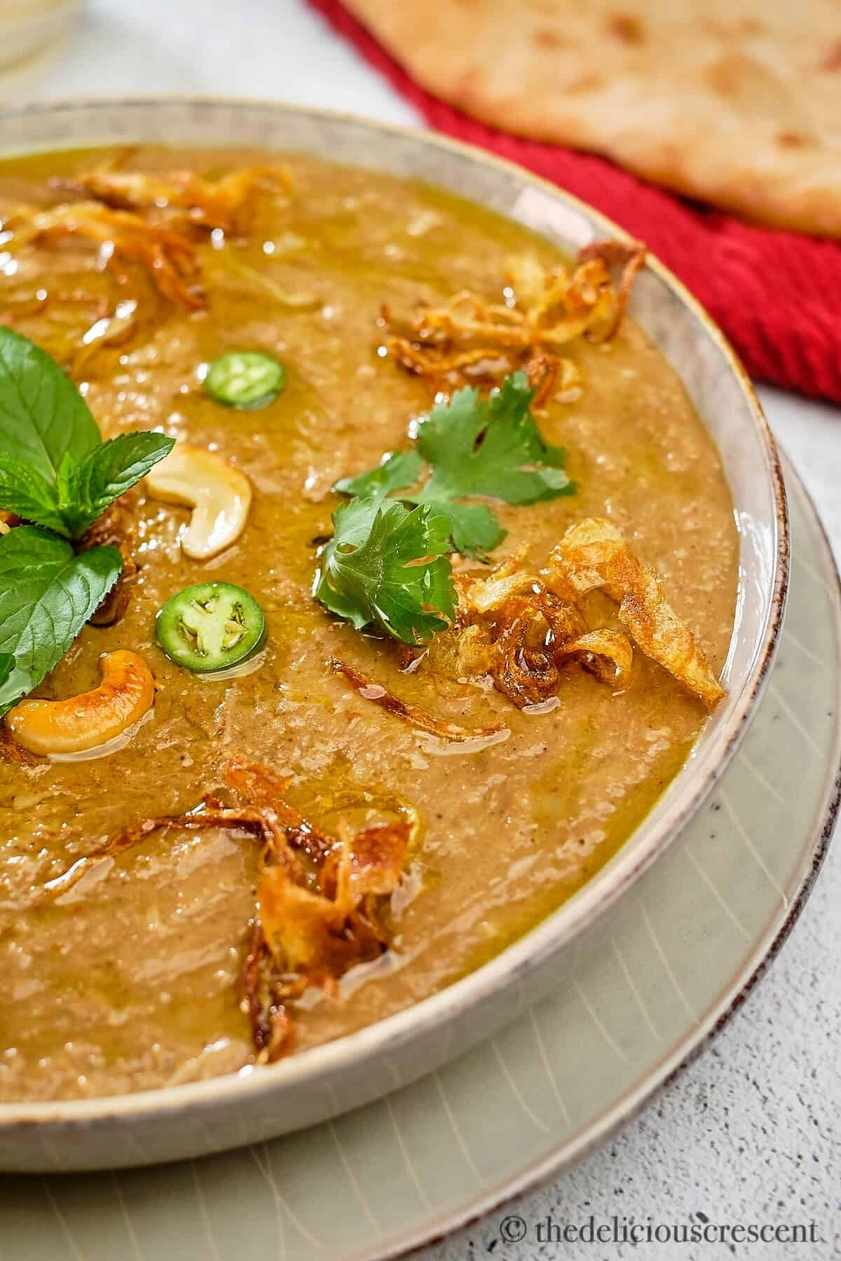 Chicken Haleem (Cooked just Heat and Eat)
