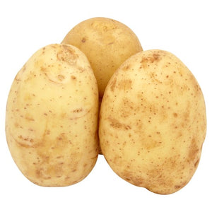 Potato White-Large For Baking 3pcs 800-900g