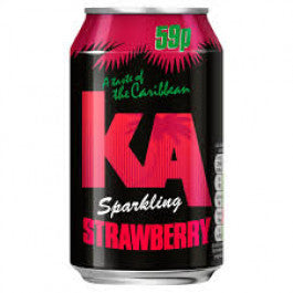 KA Fizzy Drink Cans