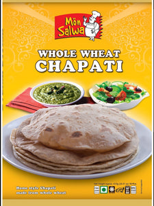 Mon Salwa Whole Wheat Cappati 18pcs
