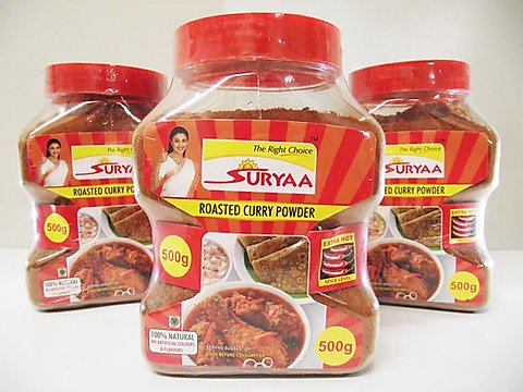 Suryaa Roasted Curry Powder