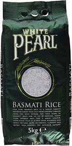 Basmati Rice - White Pearl