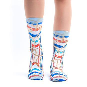 Lady Socks SAILOR´S ROPE - 1010-02662-502