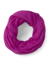Laden Sie das Bild in den Galerie-Viewer, printed loop scarf - 1025073