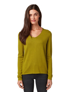 sweater basic v-neck - 1012976