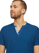 Laden Sie das Bild in den Galerie-Viewer, fine striped henley - 1026162