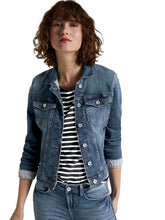 Laden Sie das Bild in den Galerie-Viewer, authentic denim jacket - 1016402