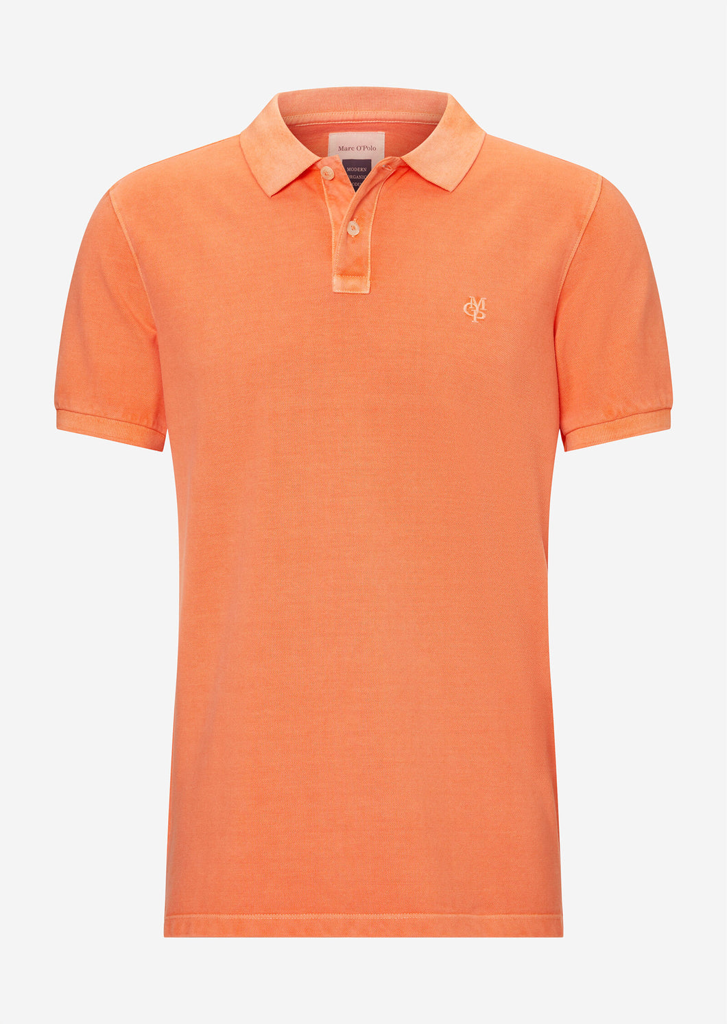 Polo, short sleeve, button placket, - M22226653024