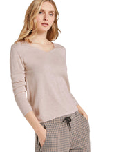 Laden Sie das Bild in den Galerie-Viewer, sweater basic v-neck - 1012976
