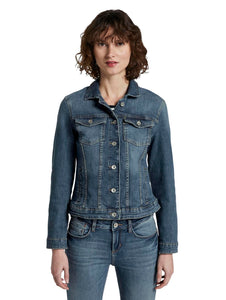 authentic denim jacket - 1016402