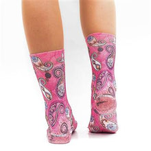 Laden Sie das Bild in den Galerie-Viewer, Lady Socks PINKY ETRO - 1010-02330-656