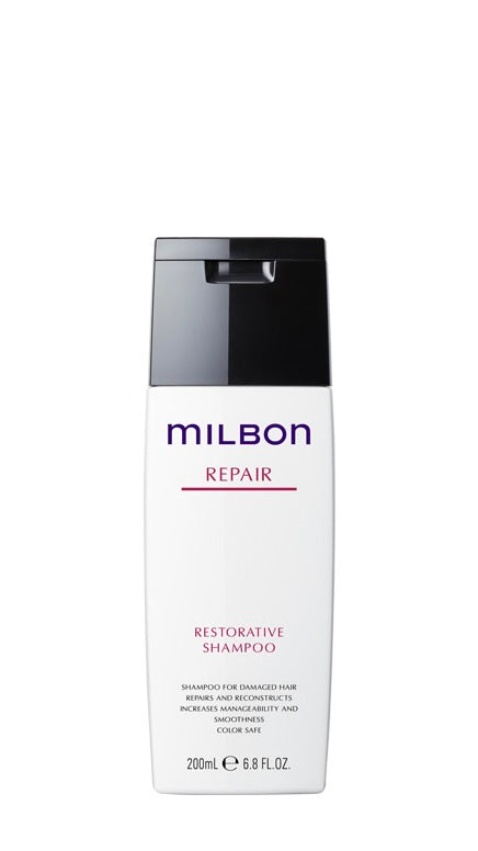 Global Milbon Repair Restorative Shampoo (200ml)