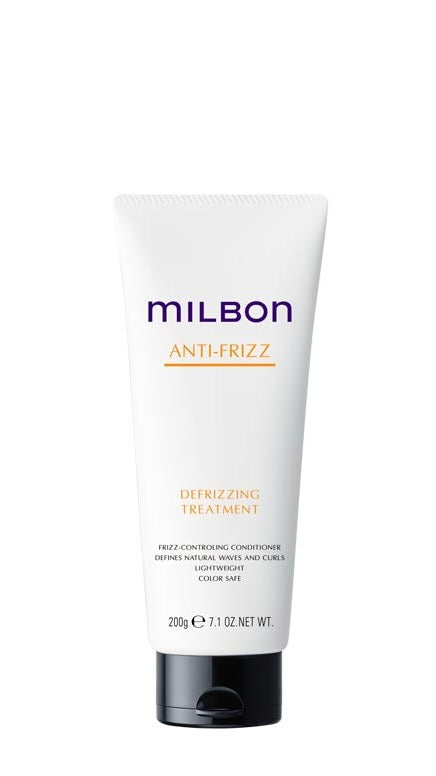 Global Milbon Defrizzing Treatment (200g)