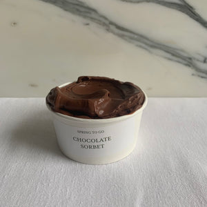 Open image in slideshow, Chocolate Sorbet