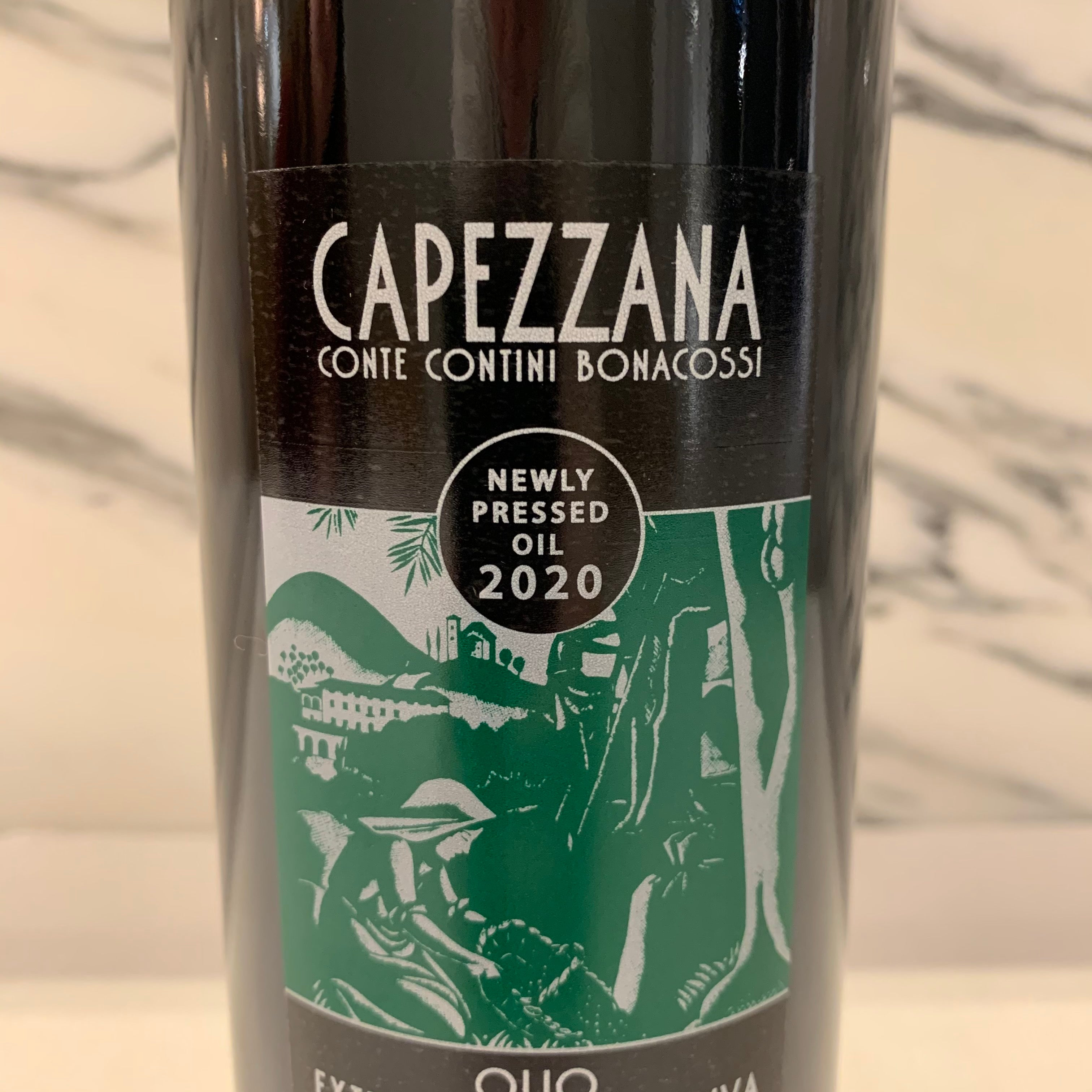 Capezzana 2020 Extra Virgin Olive Oil