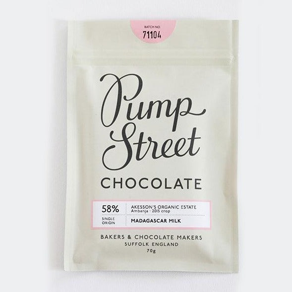 Pump Street Chocolate Bar, 70g