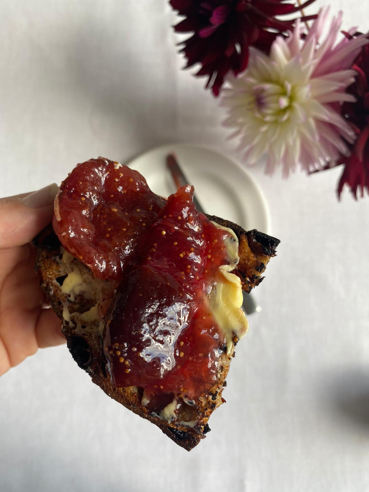 Fig and Vanilla Jam