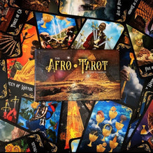 Load image into Gallery viewer, AFRO TAROT