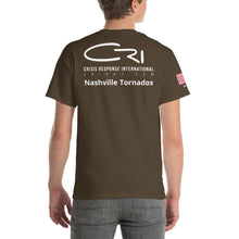 Load image into Gallery viewer, CRI Deployment // Nashville Tornadoes Unisex T-Shirt