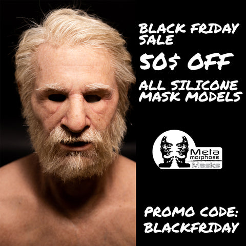 Black Friday sale promo