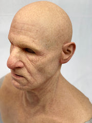 The Elder old man silicone mask
