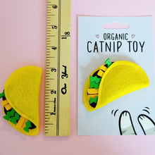 Load image into Gallery viewer, Catnip Toy - Taco
