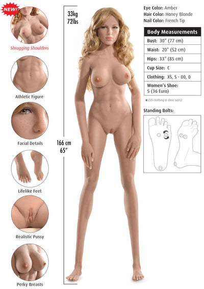 Ultimate Fantasy Dolls Mandy - Pikante Tienda Erotica