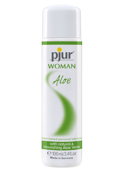 Pjur Woman Aloe Base Aqua 100ml - Pikante Tienda Erotica