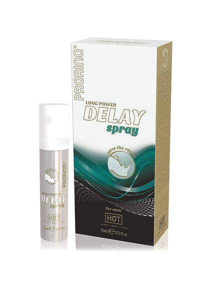 Prorino Long Power Delay Spray - Pikante Tienda Erotica