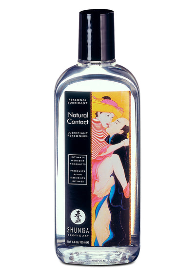 Natural Contact Lube 125ml - Pikante Tienda Erotica