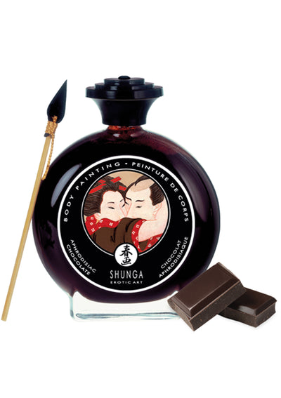 Edible Body Paint / Pintura Corporal 100ml - Pikante Tienda Erotica