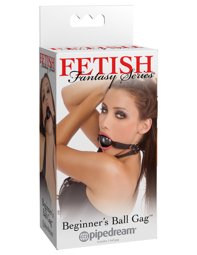 Fetish Fantasy Series Beginner's Ball Gag - Pikante Tienda Erotica