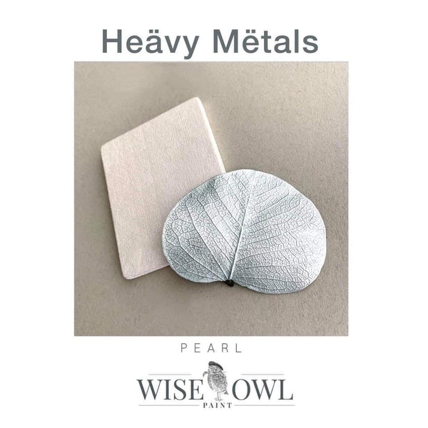 Wise Owl Heavy Metals Metallic Gilding Paint
