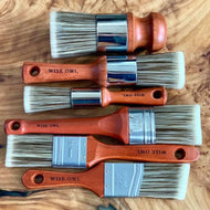 Wise Owl Premium Paint Brushes
