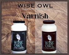 Load image into Gallery viewer, Wise Owl Varnish