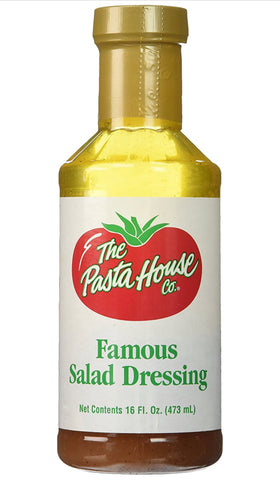 The Pasta House Co. Famous Salad Dressing