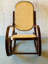 Load image into Gallery viewer, Bentwood Child Rocker